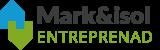 Mark&isol Entreprenad Logo